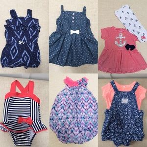 6-9 month baby girl outfits